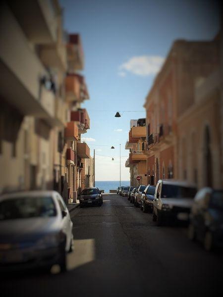 Vista dalla casa vacanze Affitto Appartamento 102767 Gallipoli