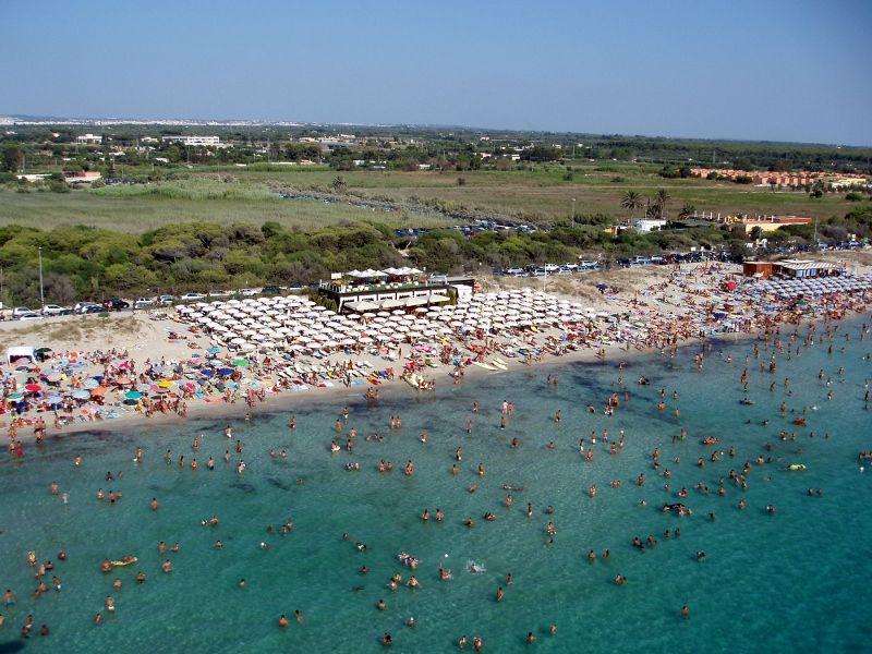 Spiaggia Affitto Appartamento 102767 Gallipoli