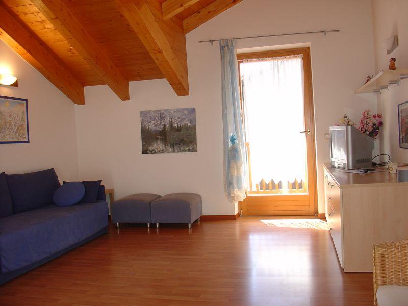 Soggiorno Affitto Appartamento 104639 Andalo - Fai della Paganella