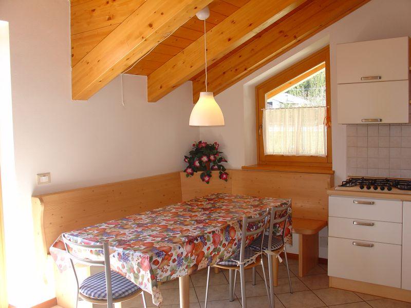 Cucina separata Affitto Appartamento 104639 Andalo - Fai della Paganella