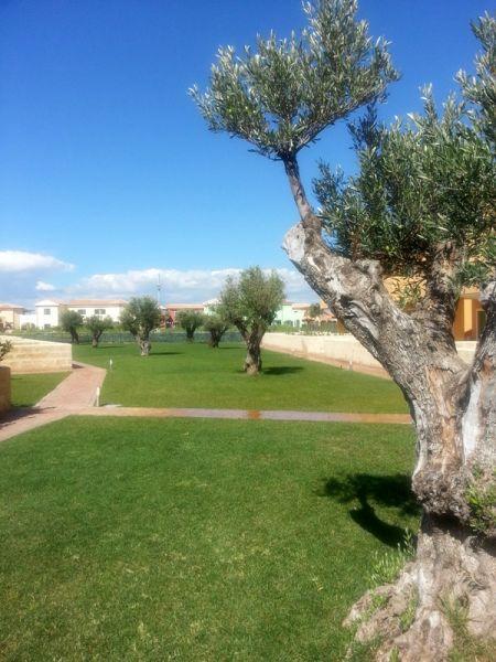 Giardino Affitto Appartamento 105561 Le Castella