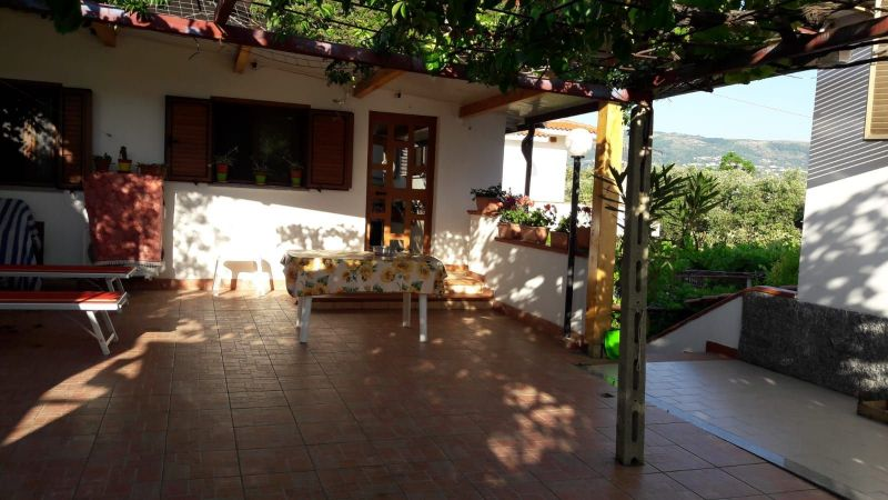 Veranda Affitto Appartamento 107304 San Nicolò Ricadi