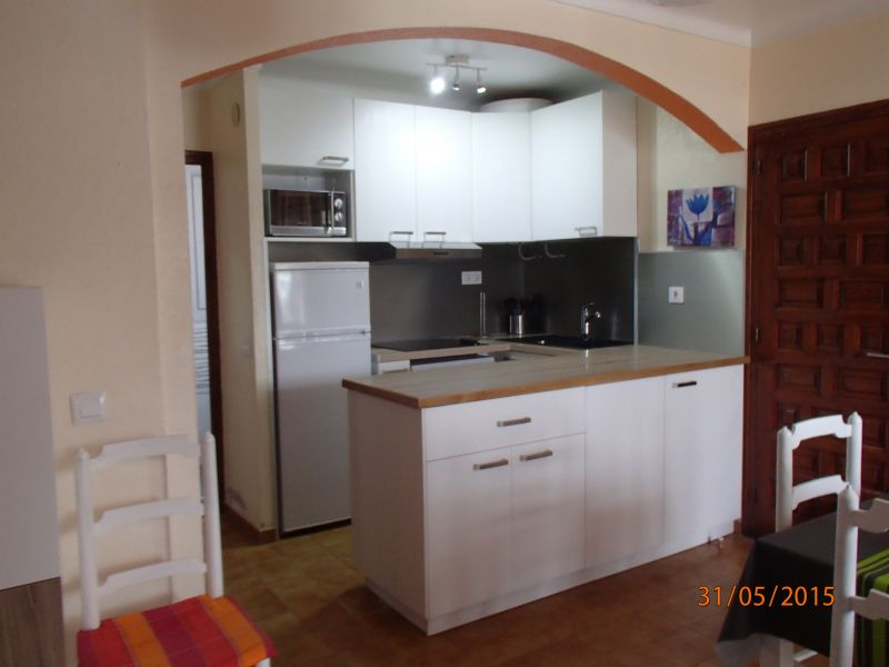 Cucina all'americana Affitto Appartamento 108019 Empuriabrava