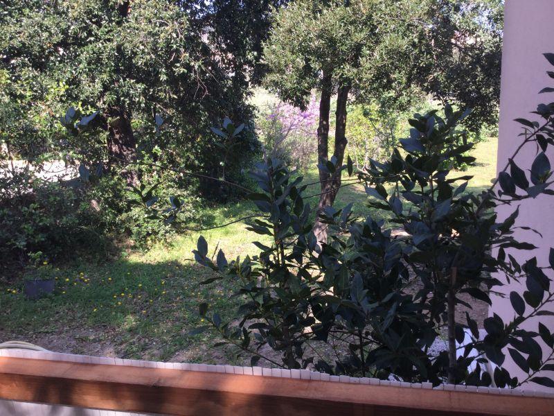 Vista dal terrazzo Affitto Villa  111491 Calvi