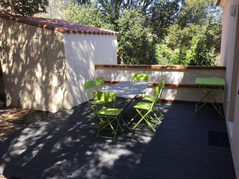 Terrazzo Affitto Villa  111491 Calvi