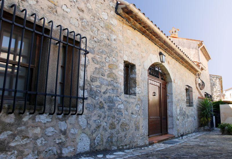 Vista esterna della casa vacanze Affitto Villa  111723 Grasse