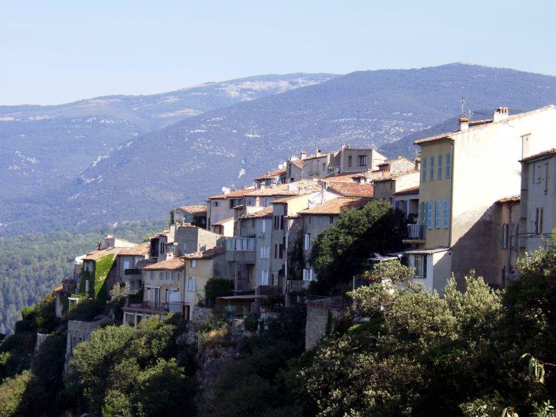 Vista dal terrazzo Affitto Villa  111723 Grasse