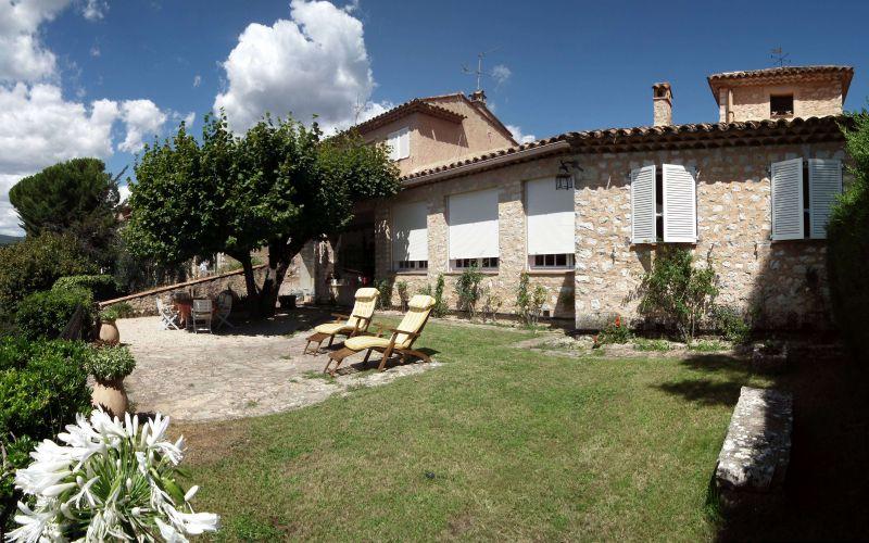 Giardino Affitto Villa  111723 Grasse