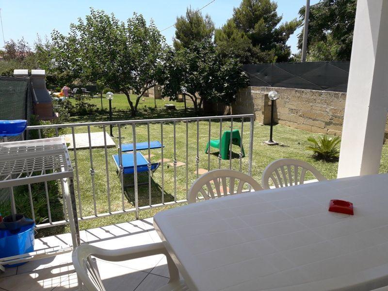 Giardino Affitto Appartamento 113259 Gallipoli