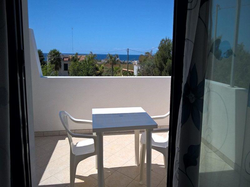 Vista dal balcone Affitto Appartamento 113259 Gallipoli