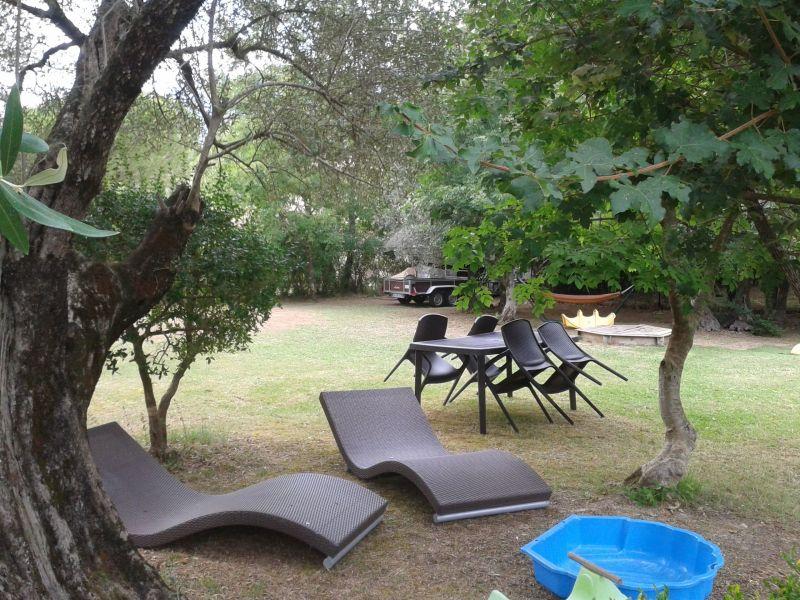 Giardino Affitto Villa  113482 Vence