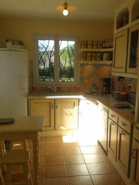 Cucina separata Affitto Villa  113482 Vence