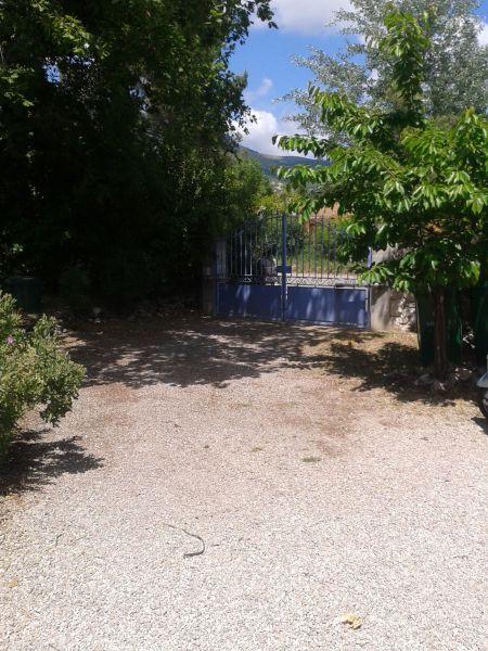 Vista esterna della casa vacanze Affitto Villa  113482 Vence