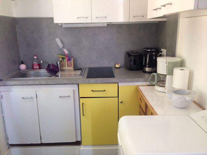 Angolo cottura Affitto Appartamento 113832 Le Lavandou