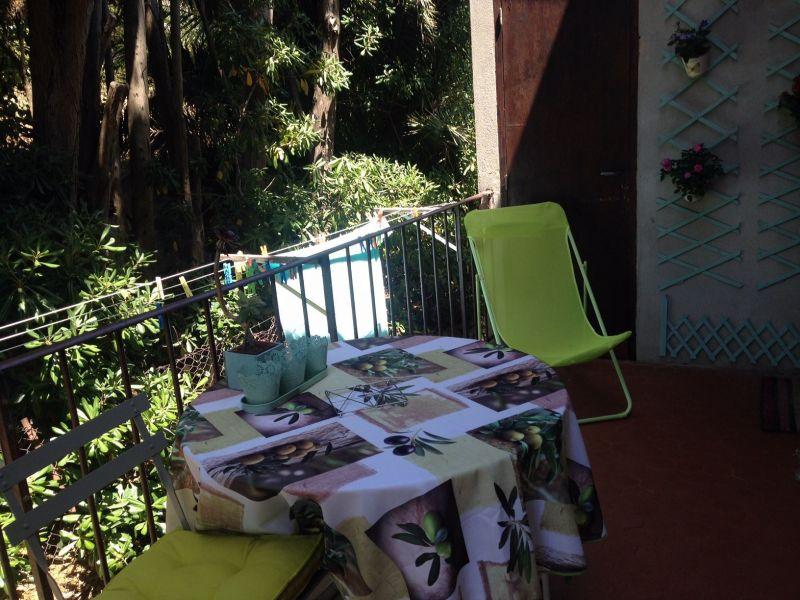 Terrazzo Affitto Appartamento 113832 Le Lavandou