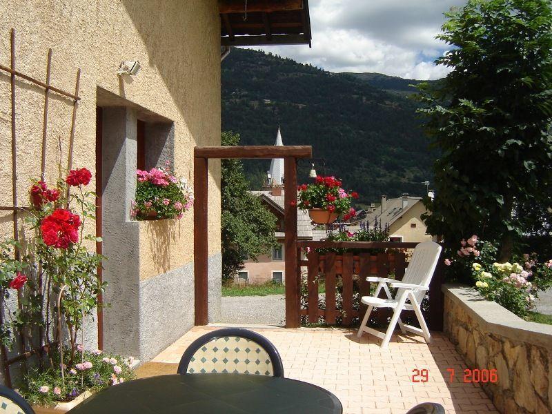 Vista esterna della casa vacanze Affitto Appartamento 117908 Serre Chevalier