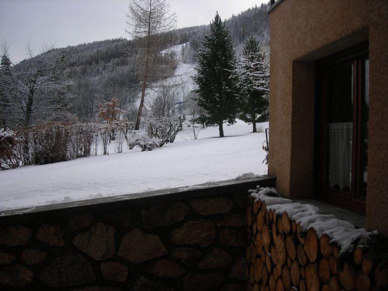 Vista dalla casa vacanze Affitto Appartamento 117908 Serre Chevalier