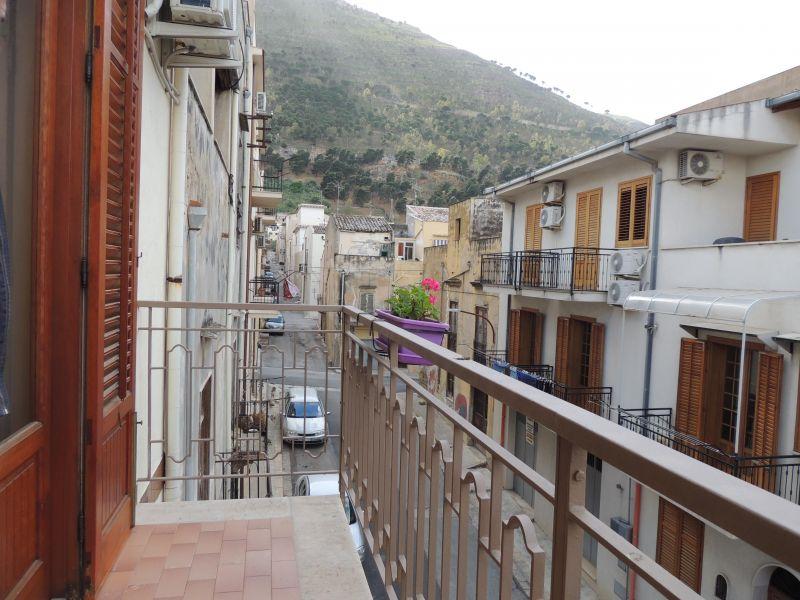 Vista dal balcone Affitto Appartamento 118813 Castellammare del Golfo