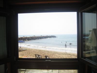 Vista dalla casa vacanze Affitto Monolocale 65903 Selinunte