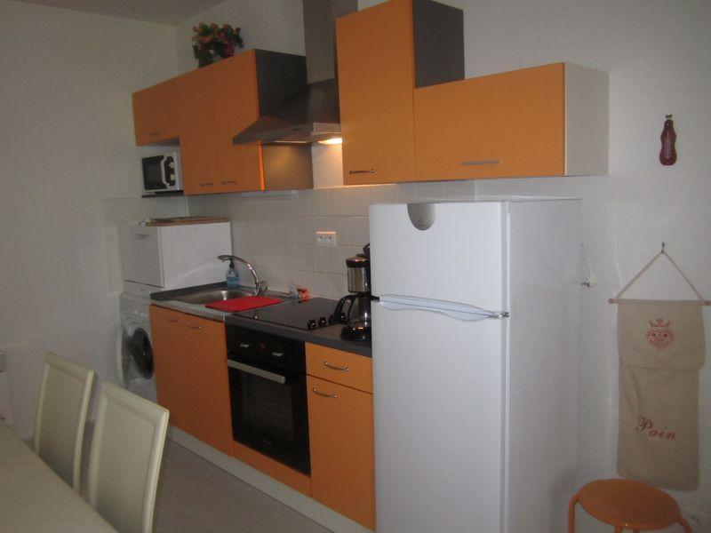Cucina all'americana Affitto Appartamento 66948 Les Rousses