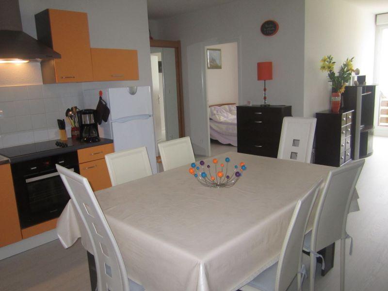 Soggiorno Affitto Appartamento 66948 Les Rousses