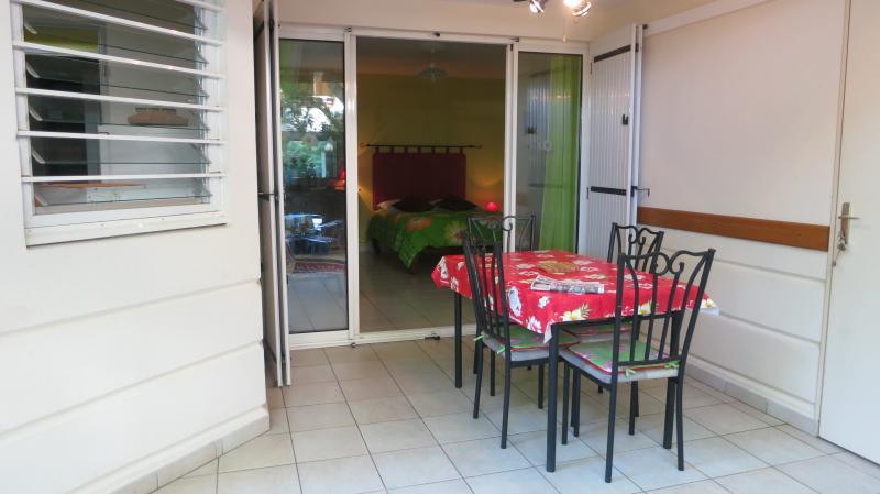 Veranda Affitto Monolocale 74485 L'Hermitage
