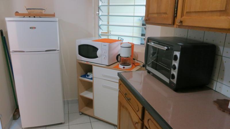 Cucina separata Affitto Monolocale 74485 L'Hermitage