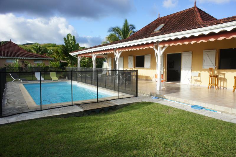 Vista esterna della casa vacanze Affitto Villa  75109 Le Diamant