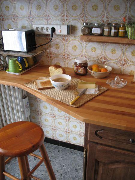 Cucina separata Affitto Appartamento 75346 Moriani Plage