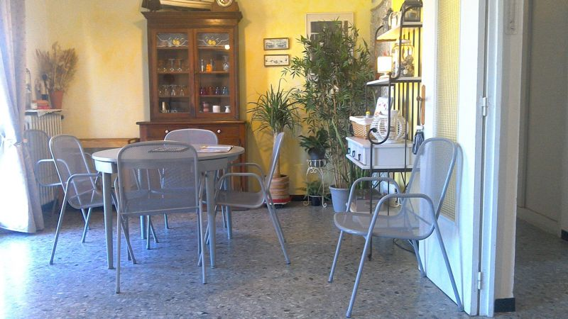 Sala da pranzo Affitto Appartamento 75346 Moriani Plage