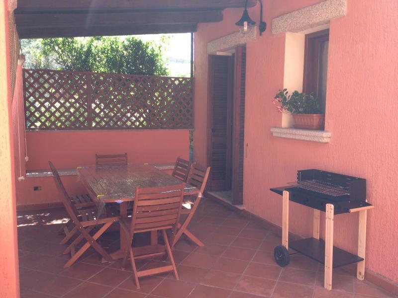 Vista esterna della casa vacanze Affitto Appartamento 77162 San Teodoro