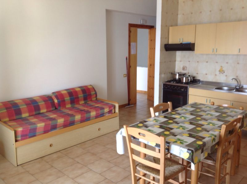 Soggiorno Affitto Appartamento 78728 Palinuro
