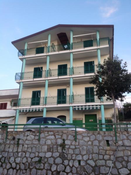 Vista esterna della casa vacanze Affitto Appartamento 78728 Palinuro