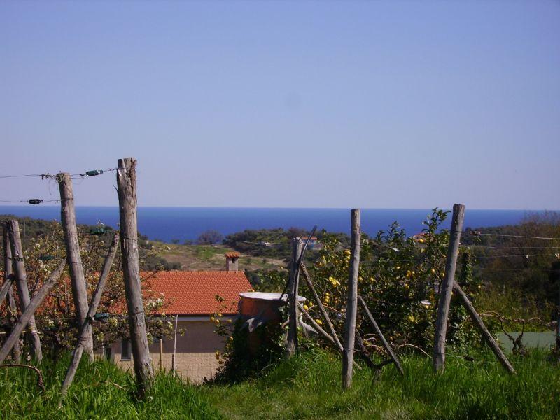 Vista esterna della casa vacanze Affitto Appartamento 80176 Imperia