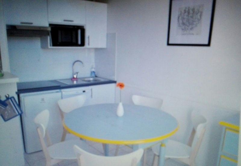 Cucina all'americana Affitto Appartamento 81402 La Couarde-sur-Mer