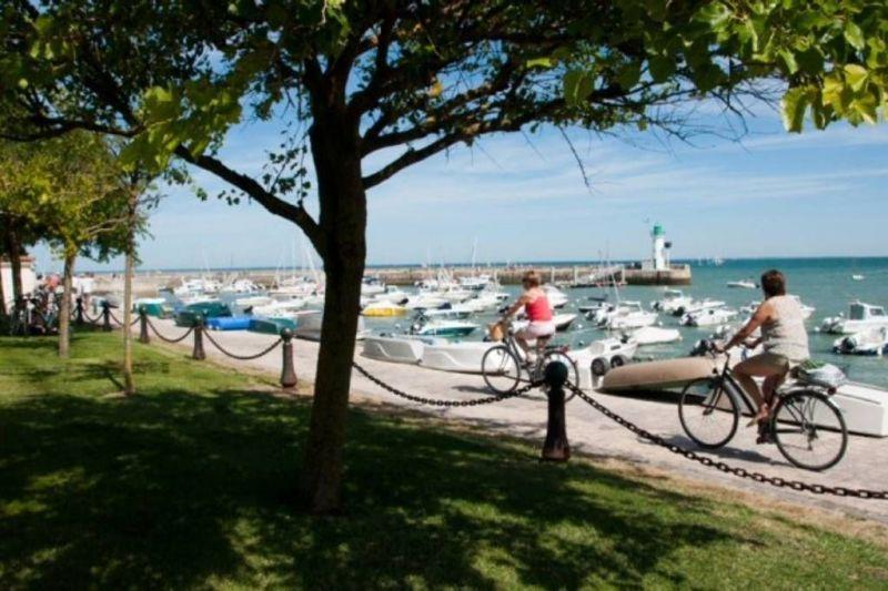 Vista nelle vicinanze Affitto Appartamento 81402 La Couarde-sur-Mer