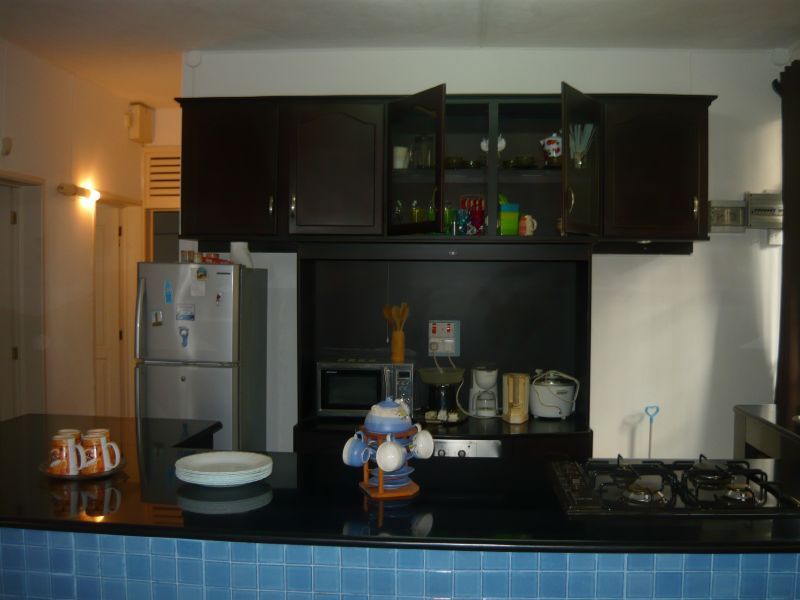 Cucina all'americana Affitto Appartamento 81616 Flic-en-Flac