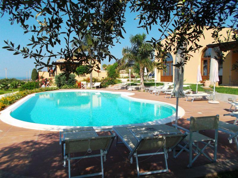 Piscina Affitto Villa  91710 Sampieri