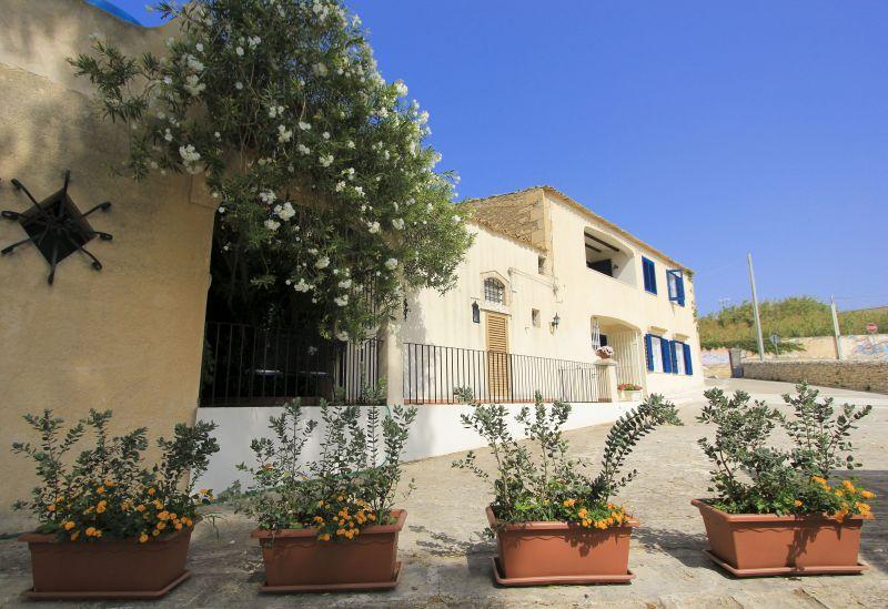 Vista dalla casa vacanze Affitto Appartamento 92332 Marina di Ragusa