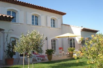 Vista dal terrazzo Affitto Villa  94101 Saint Cyr sur Mer