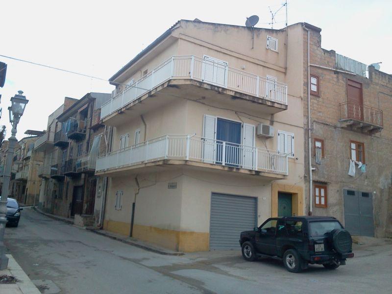 Vista esterna della casa vacanze Affitto Appartamento 95342 Agrigento
