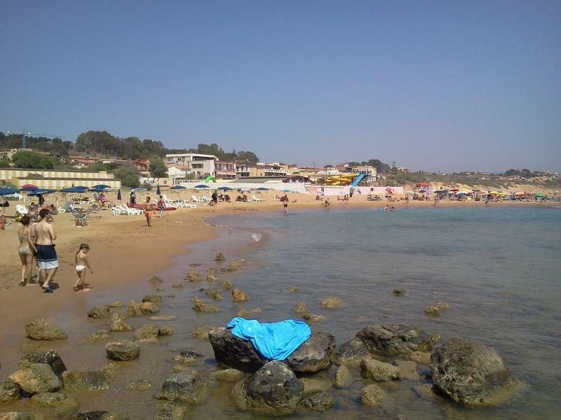 Spiaggia Affitto Appartamento 95342 Agrigento
