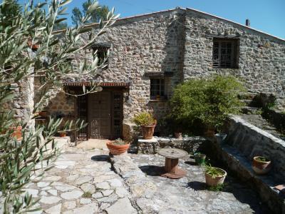 Vista dal terrazzo Affitto Casa 98597 Cotignac