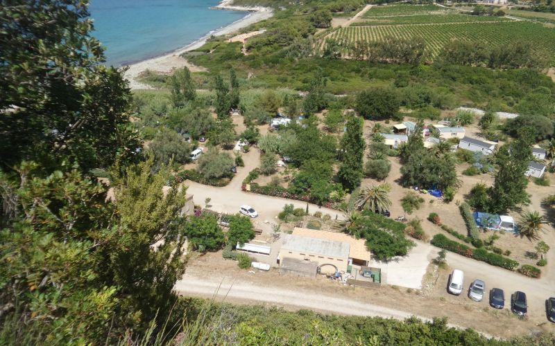Spiaggia Affitto Casa mobile 101460 Patrimonio