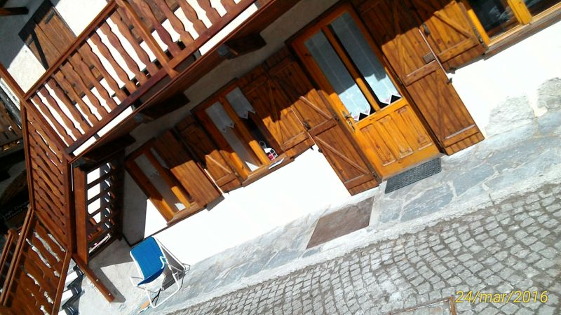 Vista esterna della casa vacanze Affitto Appartamento 101792 Rhémes-Notre-Dame