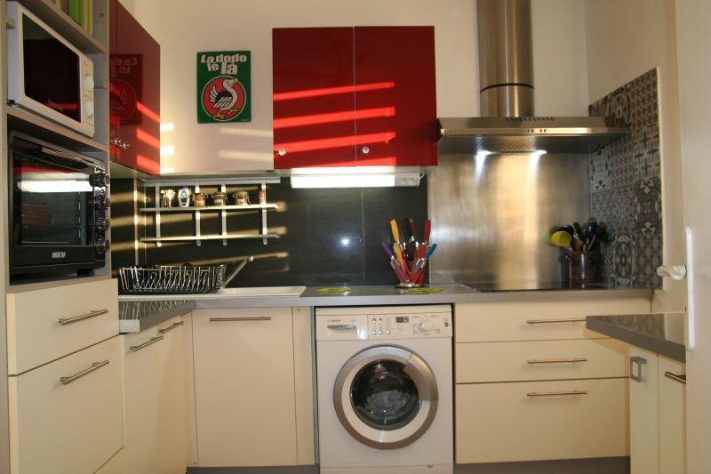 Cucina separata Affitto Appartamento 109014 Saint Gilles