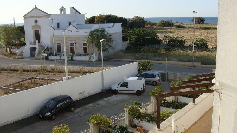 Vista dal terrazzo Affitto Appartamento 110106 Ostuni