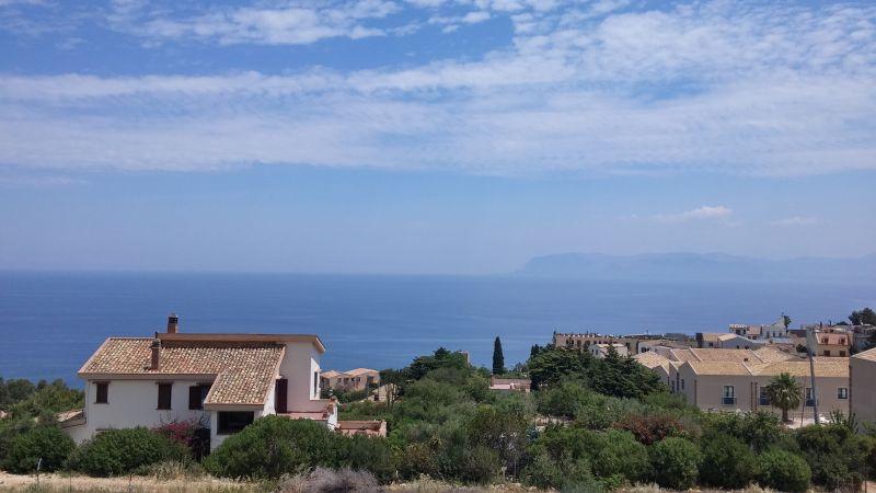 Vista dalla casa vacanze Affitto Appartamento 111022 Scopello