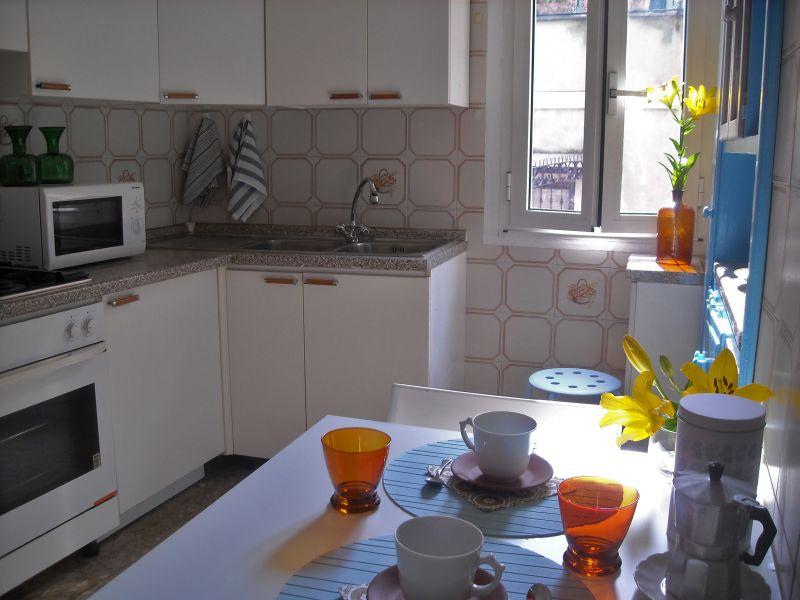 Cucina separata Affitto Appartamento 111230 Sanremo