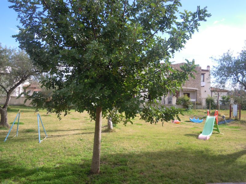 Giardino Affitto Appartamento 111747 Lotzorai